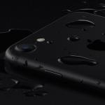iPhone7 耐水 Apple