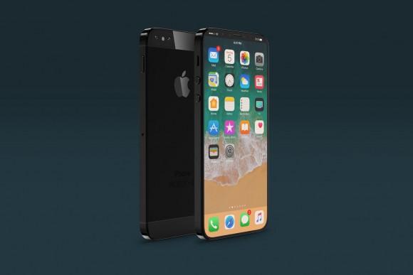 iPhone SE X コンセプト