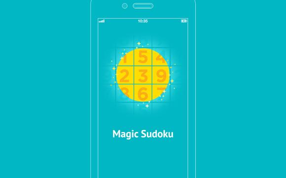 ARKit Magic Sudoku