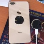 iphone8 plus ガラス 破壊