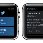 twitter apple watch