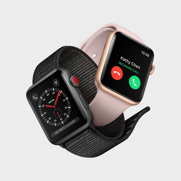 Apple Watch Series3 Apple公式