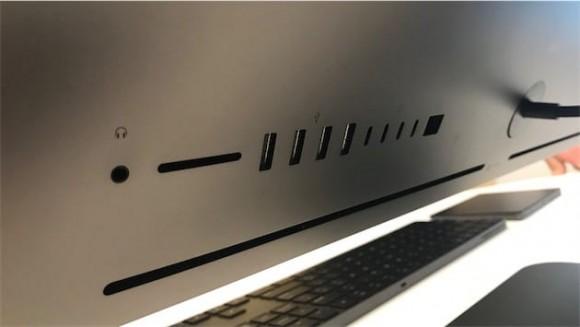 iMac Pro背面(2)