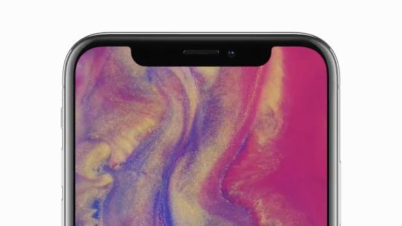 iPhone X Apple 公式映像