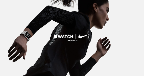 Apple Watch Series 3 Nike+