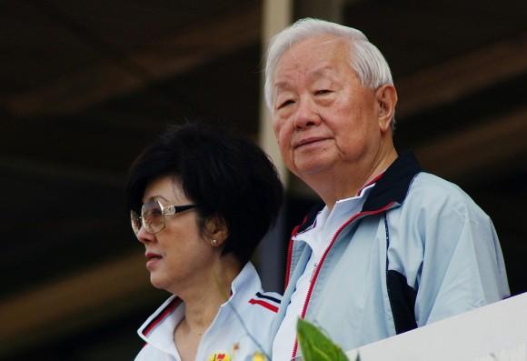 モリス・チャン TSMC