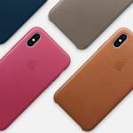 iPhone X用ケース
