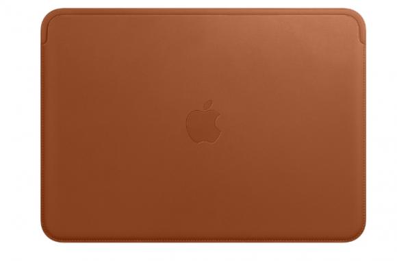 12インチMacbook用レザーケース