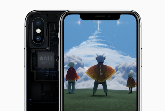 iPhone X A11 Bionic 公式