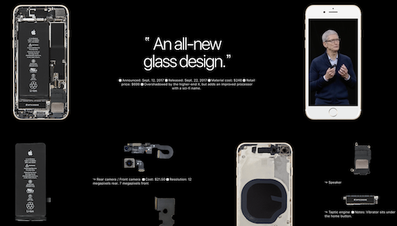 iPhone8 Bloomberg
