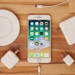 iPhone8 Plus 充電速度比較