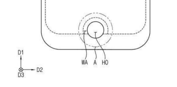 samsung galaxy s9 特許