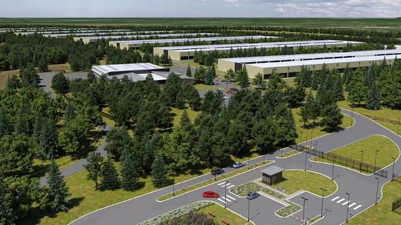 アイルランド データセンター Apple