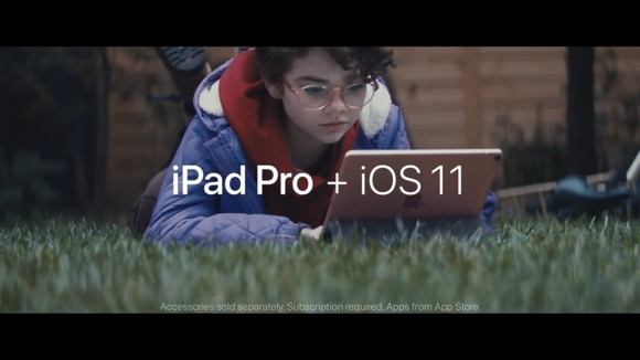 iPad Pro CM 「What's a computer」