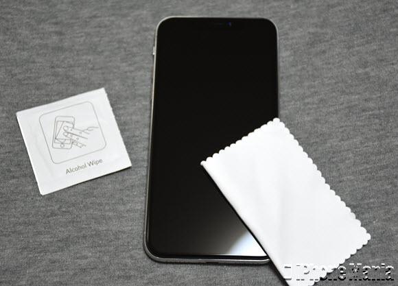 Anker KARAPAX iPhone X GlassGuard レビュー asm