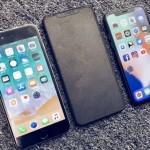 iphone x iphone8 plus iphone 2018年 比較 6.5
