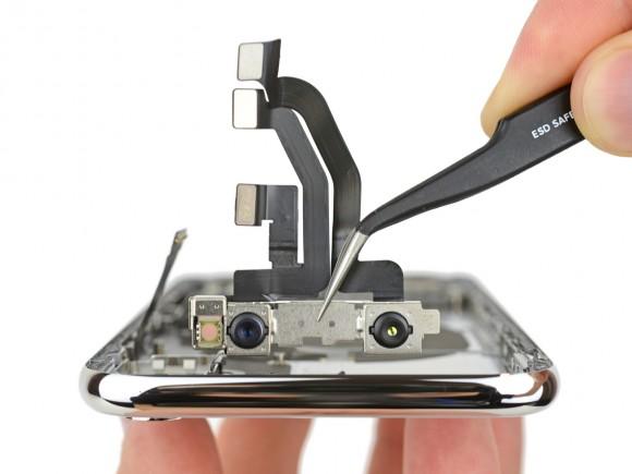 iFixit iPhone X TrueDepth