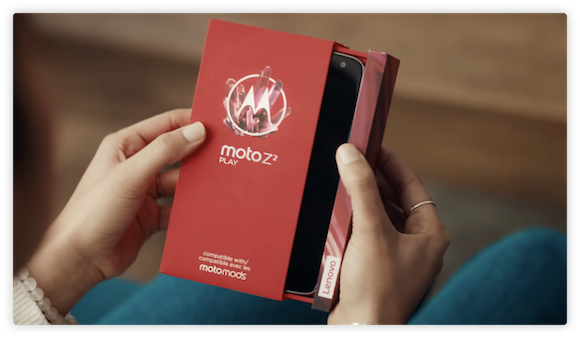 Motorola CM 「Up-upgrade」