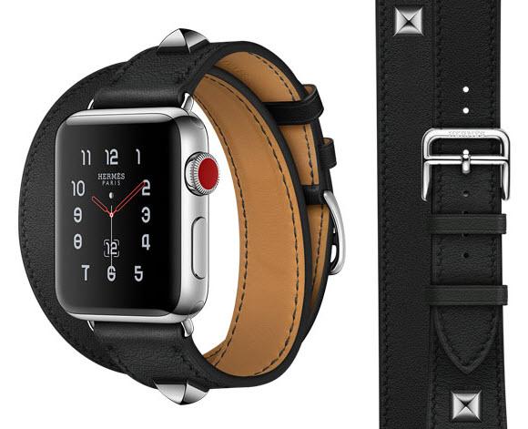 promo code 8e489 73035 エルメス、Apple Watch用レザーストラップ新作「メドール」発表 ...