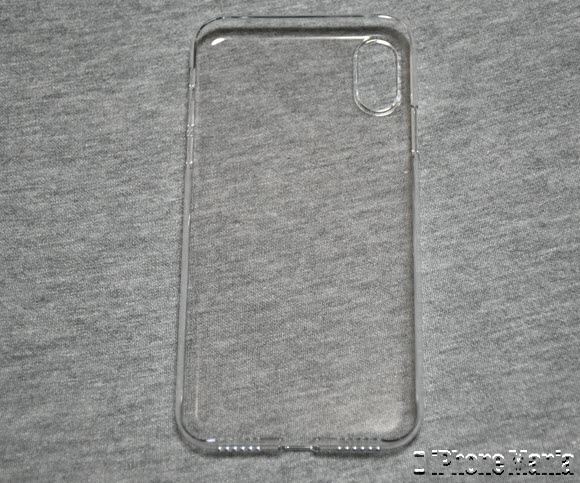 iPhone X エアージャケット レビュー asm