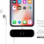 iphone x ガジェット アクセサリー