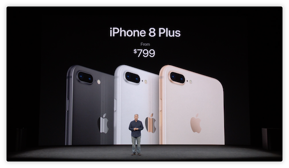 iPhone8 Plus 価格