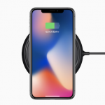 iPhone X ワイヤレス充電