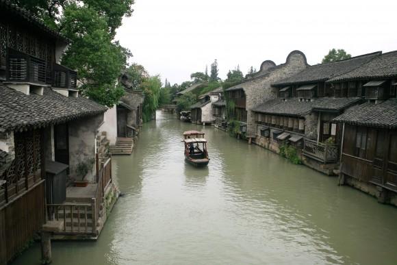 フリー素材 中国 烏鎮