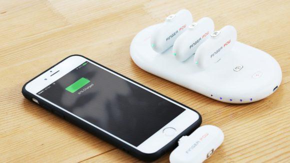 charging pow バッテリー kickstarter
