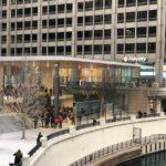 Apple Store シカゴ Chicago