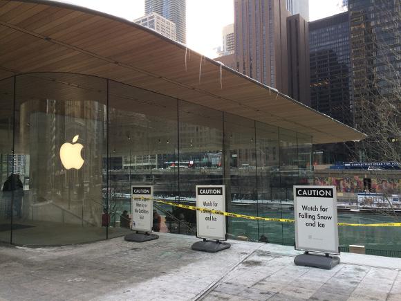 apple store シカゴ