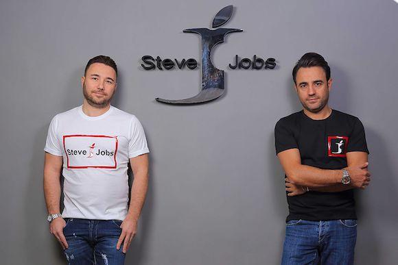 Steve Jobs イタリア