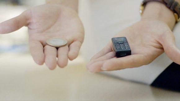 tiny z1 zanco 世界最小 スマートフォン