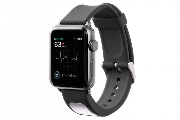 alivecor apple watch