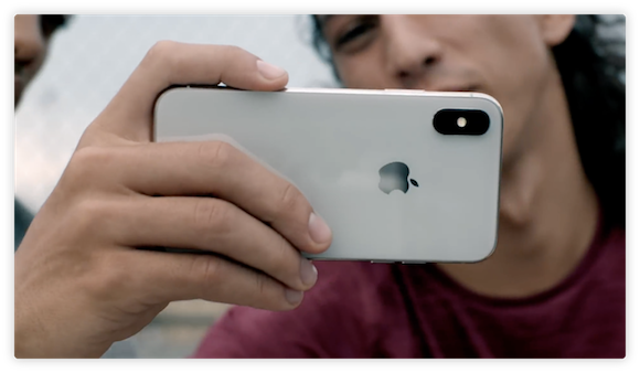 iPhone X Apple 公式動画