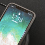 iPhone X ワイヤレス充電 mophie wireless chargin base レビュー