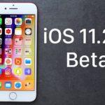 iOS11.2.5 ベータ