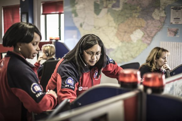 Flickr emergency center