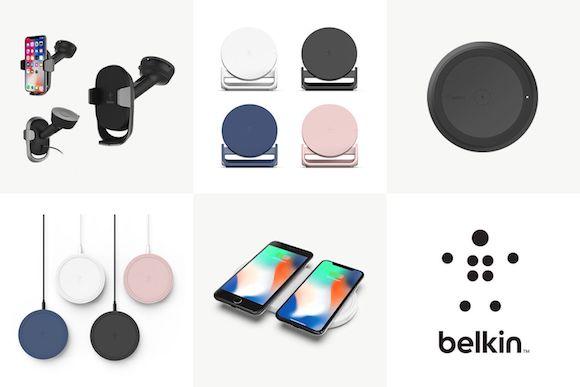 Belkin 2018年新製品