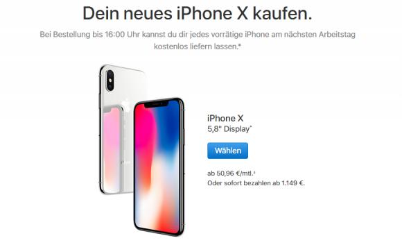 iphone x eu 価格