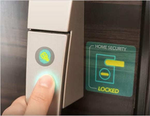 静電容量式ガラス指紋センサ ジャパンディスプレイ