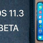 iOS11.3ベータ MacRumors