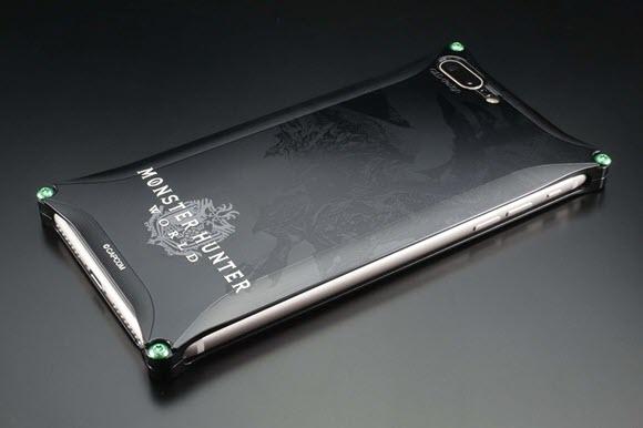 モンハン ワールド iPhone ケース GILD design