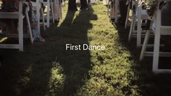 Apple オーストラリア First Dance