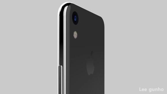 iPhone SE 2 コンセプトデザイン