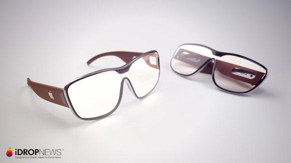 Apple Glass コンセプトデザイン iDropNews
