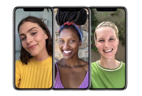 Apple、iPhone XとiOS11の写真機能を紹介する動画3本を公開