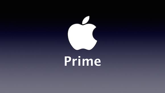 Appleプライム