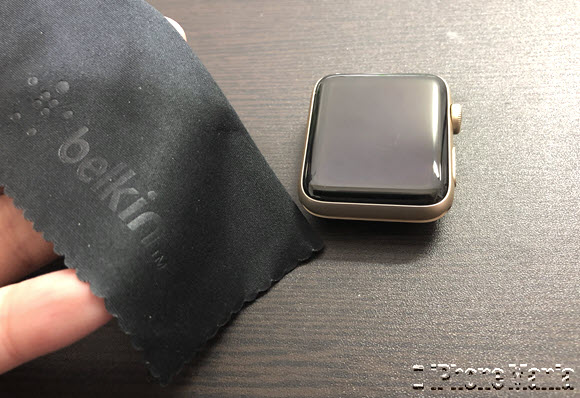 Belkin Screenforce Ultracurve Apple Watch