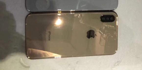 iphone x ゴールド